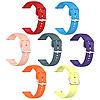 Силиконовый ремешок для часов с пряжкой из нержавеющей стали на Samsung Galaxy Watch 3 45mm 22 мм, фото 2