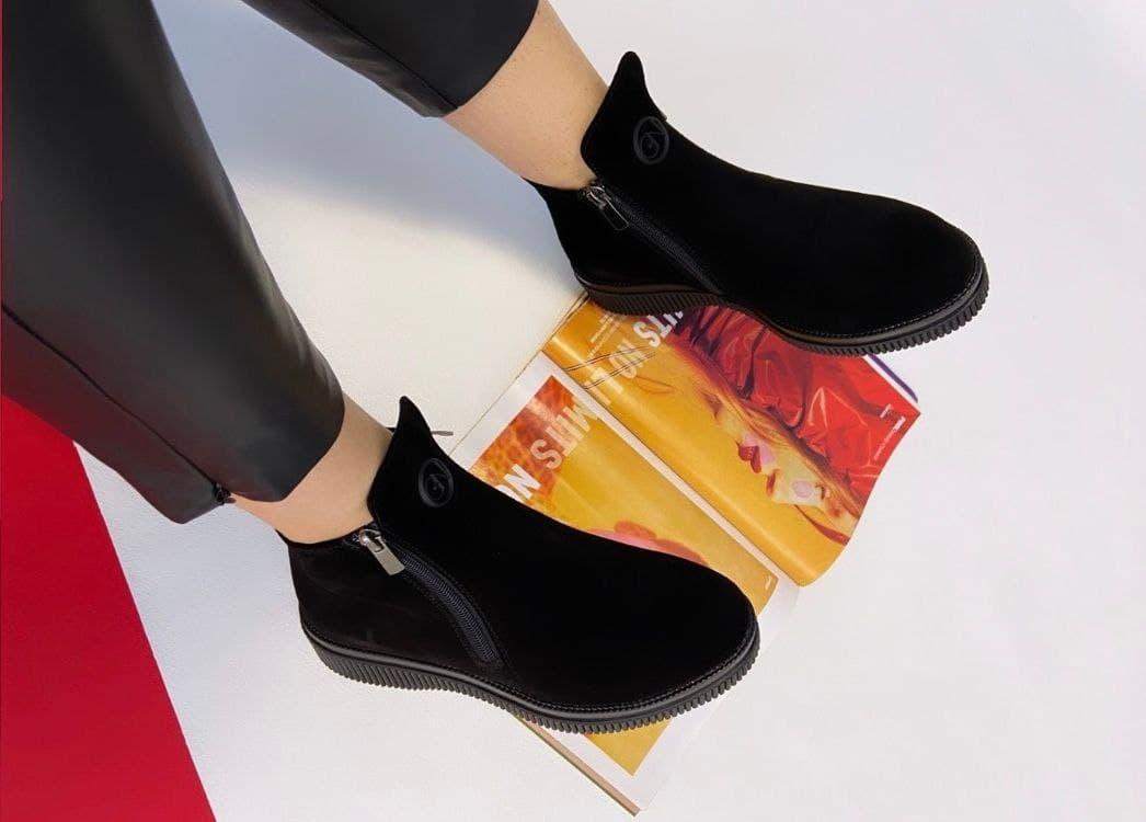 Жіночі черевики Чорні