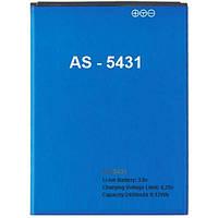 Акумулятор для Assistant AS-5431 | Blackview BV2000 | BV2000s (синій колір), 2000mAh, Original PRC