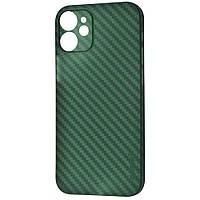 Ультратонкий чехол Memumi Carbon для Apple iPhone 12