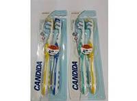 Зубная щетка 2 шт в ассортименте Candida