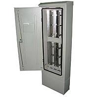 ШРМ-600(1200) - шкаф распределительный телефонный стальной на 600/1200 пар проводов (Украина)