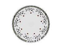 """Набор тарелок 6 штук стеклокерамических Мильфлер 20 см 30071-15023 """"SNT"""""""