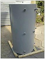 Буферная емкость к твердотопливному котлу: 800л, 10 патрубков