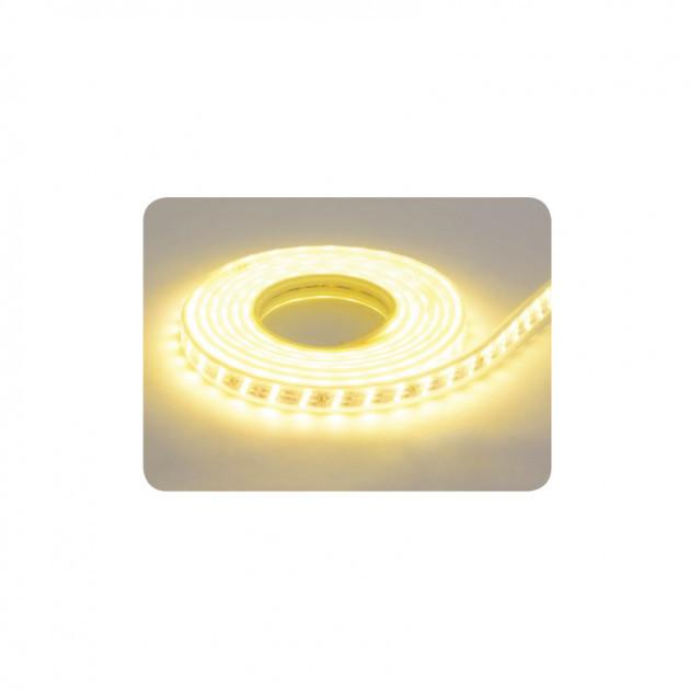 """Лента светодиодная LED """"GANJ"""" (220-240V) влагозащищенная 3000К цена указана за 1м"""