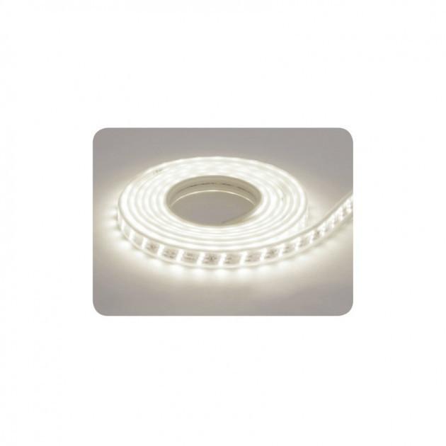 """Стрічка світлодіодна LED """"GANJ"""" (220-240V) вологозахищена 6400К ціна вказана за 1м"""