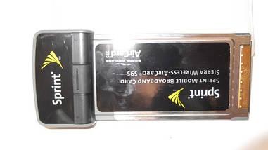 3G модем Sierra Aircard 595(PCIMCA), фото 2