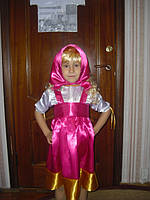 Детский карнавальный костюм Маша - прокат, Киев, Троещина