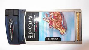 3G модем Sierra Aircard 580 (PCIMCA), фото 2