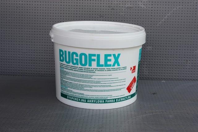 Фасадная акриловая краска BUGOFLEX (5 л)