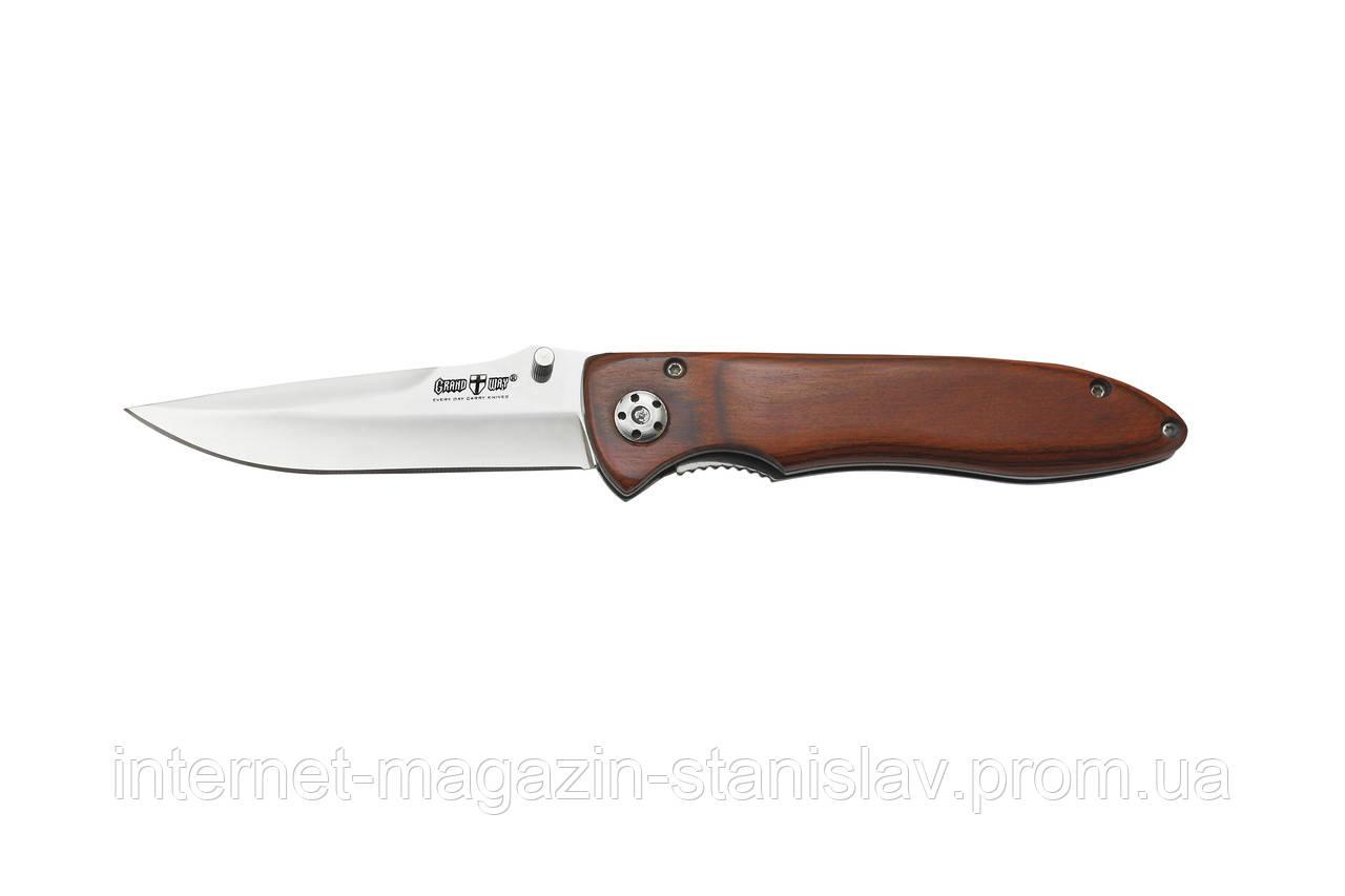 Нож складной GRAND WAY 6232 PK