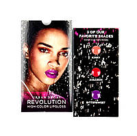 Блески для губ Urban Decay Revolution High-Color Lipgloss тестер