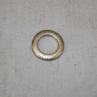 Люверсы гальваника малые золото мокрое 25 мм