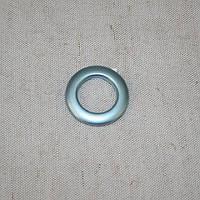 Люверсы малые голубой 25 мм