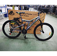 Велосипед Azimut Blackmount Skilful FRD 26 х 18