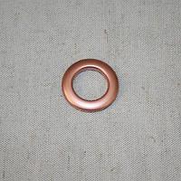 Люверсы малые розовый 25 мм