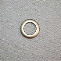Люверсы малые антик светлый 25 мм
