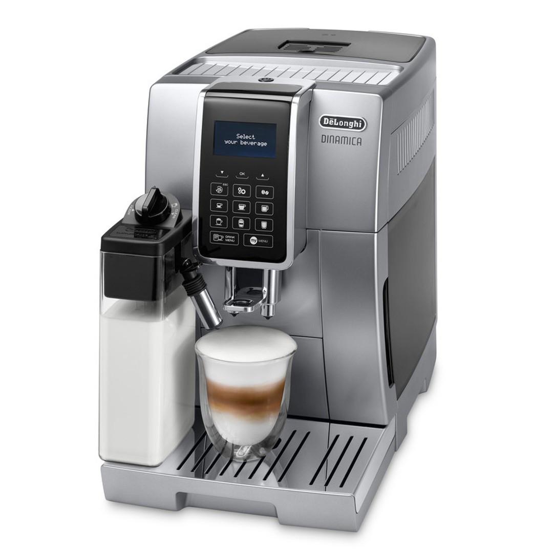 Кофемашина DeLonghi Dinamika ECAM 350.75.SB