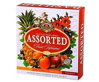 Набор фруктового чая Basilur Ассорти 40х1,8 г