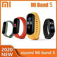 Умные часы Xiaomi Mi band 5 Pro, Fitnes tracker M5 Pro smart watch, смарт годинник, реплика Prot