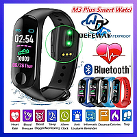 Фитнес трекер Xiaimi Mi band 5 Fitnes tracker M5 часы для фитнеса smart watch смарт годинник Prot РЕПЛИКА