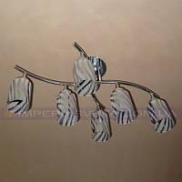 Люстра спот направляемая IMPERIA шестиламповая LUX-454150