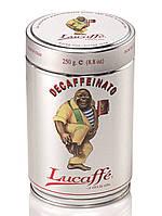Кава в зернах Lucaffe Decaffeinato 0,25 кг