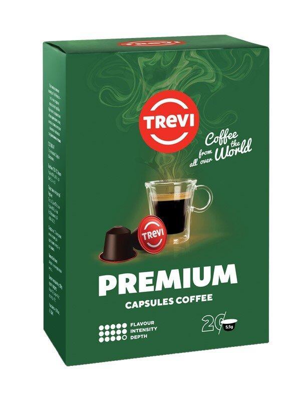 Кофе в капсулах Trevi Premium 20шт