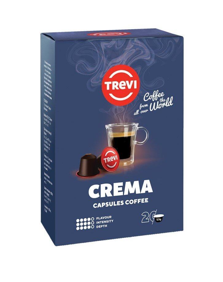 Кофе в капсулах Trevi Crema 20шт