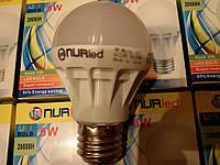 Лампа светодиодная лампочка NURled   LED  5W  E27  Акция !