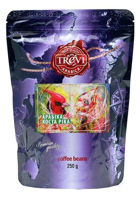 Кава в зернах Trevi Арабіка Коста Ріка 250 г