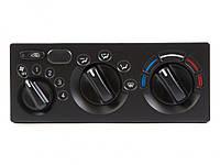 Блок управления отопителем с кондиционером  NEXIA GM Корея (ориг)/Панель управления отопителем в сборе (962225