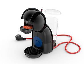 Капсульна кавоварка Krups Nescafe Dolce Gusto Piccolo XS black KP1A0831