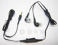 Вакуумные наушники-вкладыши в пакете с микрофоном SUPER BASS XO , фото 1