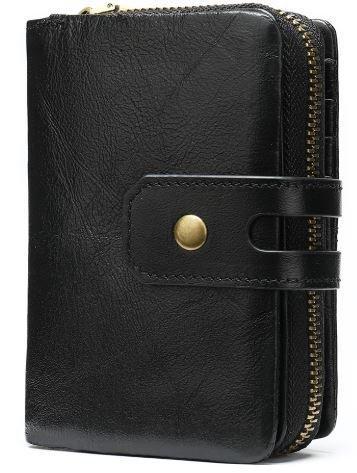 Кошелек женский Vintage 14919 Черный