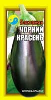 "Баклажан Черный красавец ТМ ""Флора Плюс"" 0,3г"