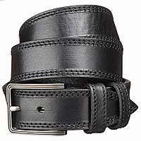 Ремень кожаный MAYBIK 15254 Черный, фото 1