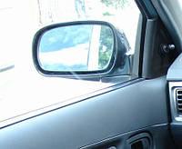 Зеркало наружнее правое механика Нексия/Зеркало боковое заднего вида в сборе, правое (96193918)