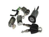Комплект личинок замков с ключами Матиз GM Корея (ориг) 96315608