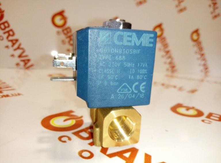 """Электромагнитный клапан диаметр резьбы1,4"""""""