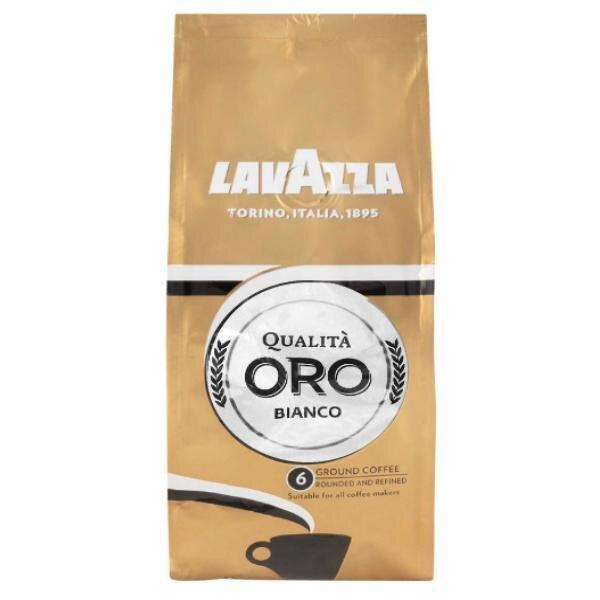 Кава мелена Lavazza Qualita Oro Bianco 180 г