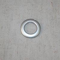 Люверсы эконом серебро матовое 25 мм