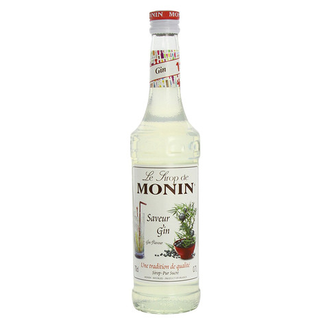 Сироп Monin со вкусом Вкус джина 0,7 Л
