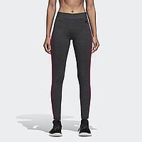 Оригинальные женские леггинсы Adidas Essentials Linear Tights, XS