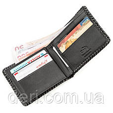 Крутой бумажник мужской из натуральной кожи крокодила, фото 2