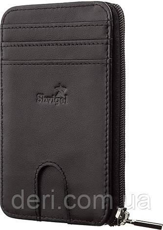 Тонкий компактний гаманець, фото 2