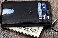Тонкий компактний гаманець, фото 3