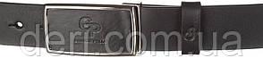Ремень мужской GRANDE PELLE 11034 Черный, Черный, фото 2