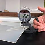 Силіконова пластина термостійка, товщина 2,0 мм, шир.рул. 1200 мм, фото 4