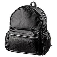 Рюкзак SHVIGEL 11260 кожаный Черный, фото 1
